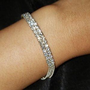 Jewelry - Classy Double band tennis bracelet